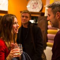 Amy Green and Max Rushden