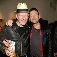 Paul Simonon and Damon Albarn