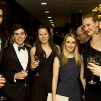 Ben Ryan, Sam Williams, Laura Ashforth, Bronwyn Jones, Kate Hamilton and Jonathan Graham