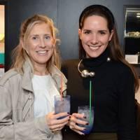 Sarah McCubbin and Charlotte Cherrry
