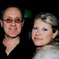 Gaban O'Keeffee and Julia Constantini