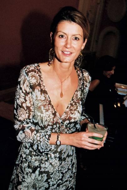 Mrs Alex Wilmot-Sitwell