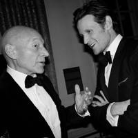 Sir Patrick Stewart and Matt Smith