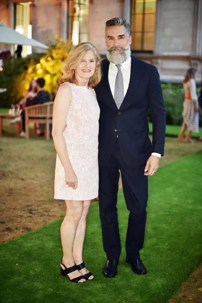 Mary Berzinsky and Greg Berzinsky