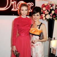 Eleanor Tomlinson and Ophelia Lovibond
