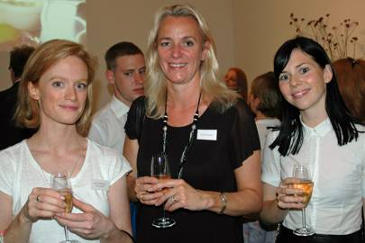 Leah Anderson O'Loughlin, Nicola Waller and Michelle James