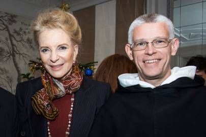 Princess Michael of Kent and Richard Finn