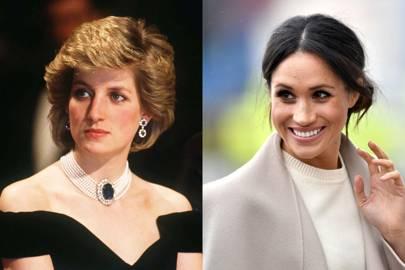 Princess Diana Duchess Of Sussex Similarities Peter Morgan The Crown Tatler