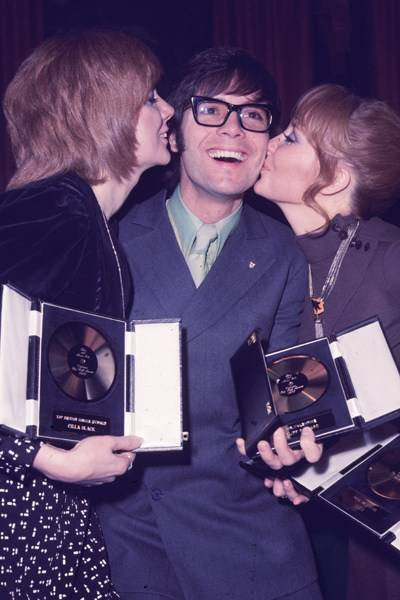 Cilla Black, Cliff Richard and Lulu