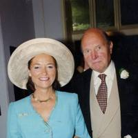 Mrs David Harris and David Harris