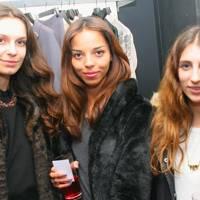 Anastasia Grawe, Camille Freemantle and Rachel Fordham