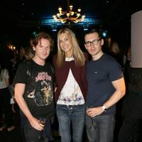Christopher Kane, Kim Hersov and Erdem Moralioglu