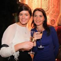 Aine Dempsey and Elizabeth Mountford
