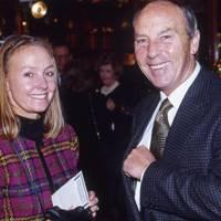 Mrs Antony Valentine and Antony Valentine