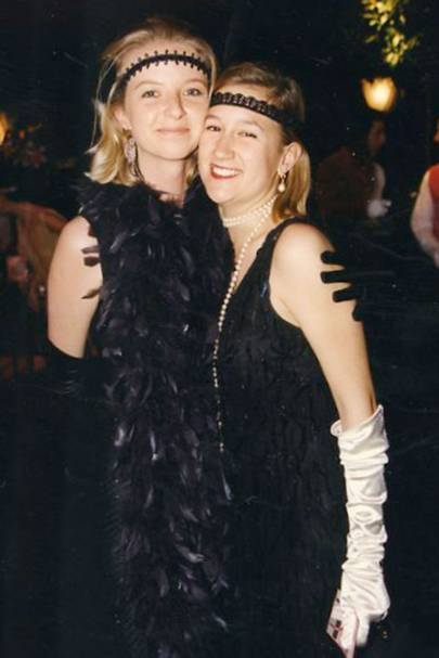 Abigail de Lancey Walters and Elizabeth Kirkpatrick