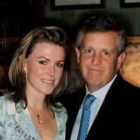 Mr and Mrs Colin Montgomerie