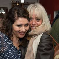 Frances Ruffelle and Tracie Bennett