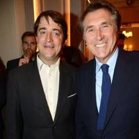 Wenty Beaumont and Bryan Ferry