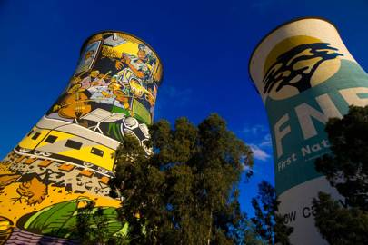 The Apartheid Museum & Soweto, Johannesburg