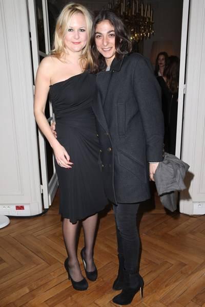 Louise Kahrmann and Capucine Safyurtlu