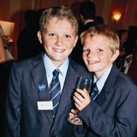 George Wilkinson and Alfie Laurence