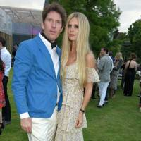 Chris Taylor and Laura Bailey