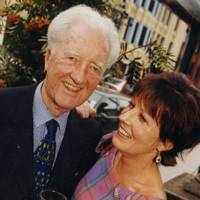 Lord Aberdare and Lady Serena Bridgeman
