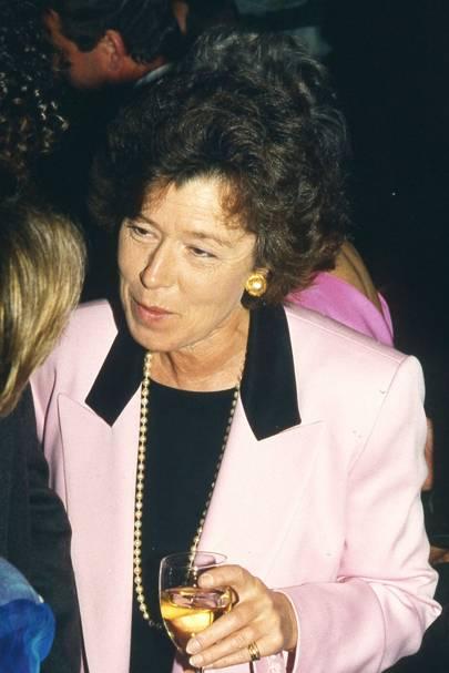 Dame Susan Tinson