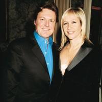 Rod Barker and Tania Bryer Mouffarige