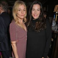 Sienna Miller and Liv Tyler