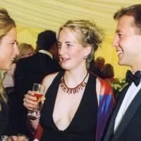 Amy Tillotson, Wendy Rolt and Edward Bonsor
