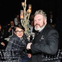 Isaac Hempsead Wright and Kristian Nairn