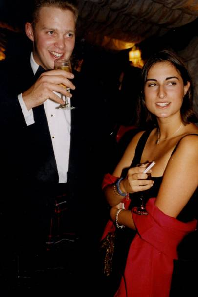 Howard Russell and Lucinda Prain