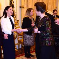 Jane Hawking and the Princess Royal