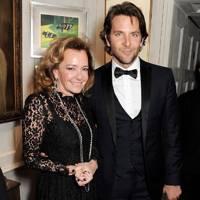 Caroline Scheufele and Bradley Cooper