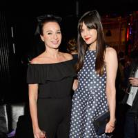 Gizzi Erskine and Lilah Parsons