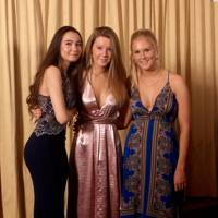 Nicole Bennett, India Onslow and Holly Riches