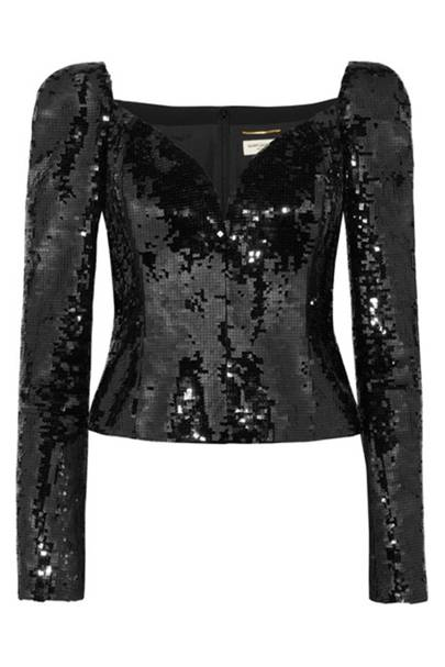 Saint Laurent top