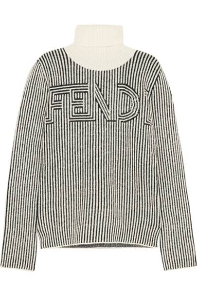 Fendi turtleneck sweater