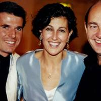 Paul Linder, Lucille Briance and Richard Fife