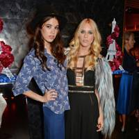 Gala Gordon and Mary Charteris