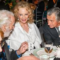 Nina Campbell, Sir Christopher Lee, Princess Michael of Kent and Arnaud Bamberger