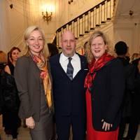 Sarah Fountain Smith, Dani Reiss and Janice Charette