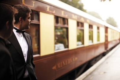 The most glamorous train journey in the UK just added Michelin-starred chefs