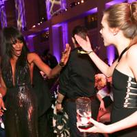 Naomi Campbell and Cara Delevingne