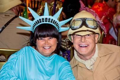 Erica Dunn and Captain Chris Dunn