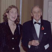 Mrs Hugo Grenville and the Duke of Devonshire