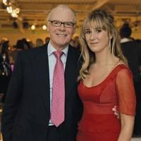 Nigel Milne and Francesca Grievson