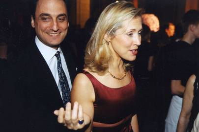 Count Alessandro Guerrini-Maraldi and Countess Alessandro Guerrini-Maraldi