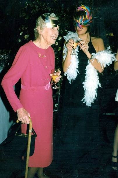 Evelyn Thompson and Susanna Obank
